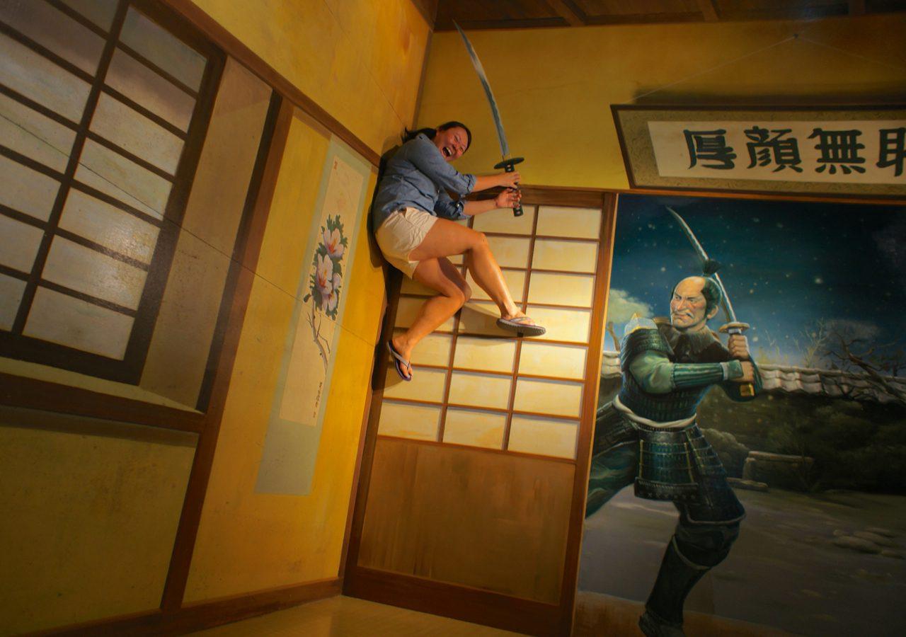 alive museum artwork