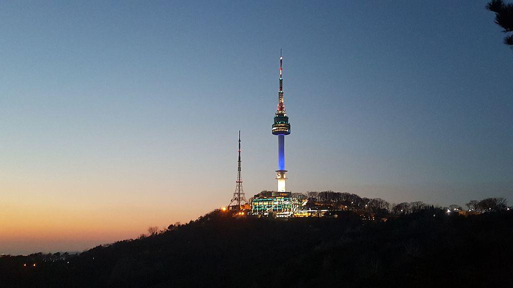 namsan tower korea