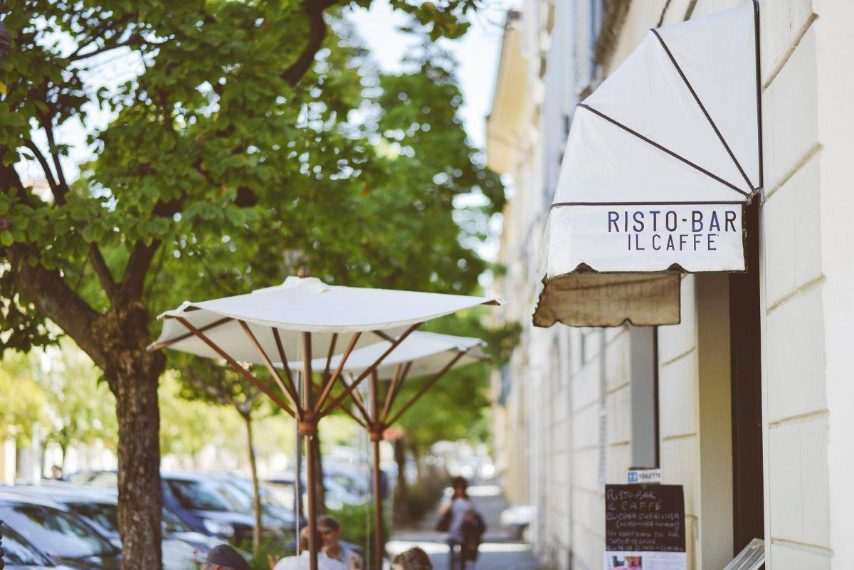 italian bar for coffee