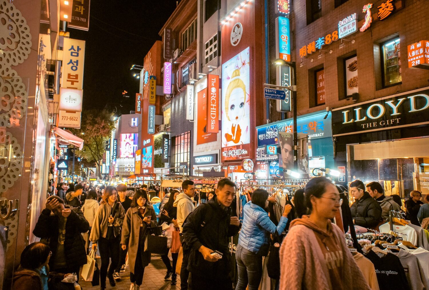 where to stay in myeongdong, hotels in myeongdong