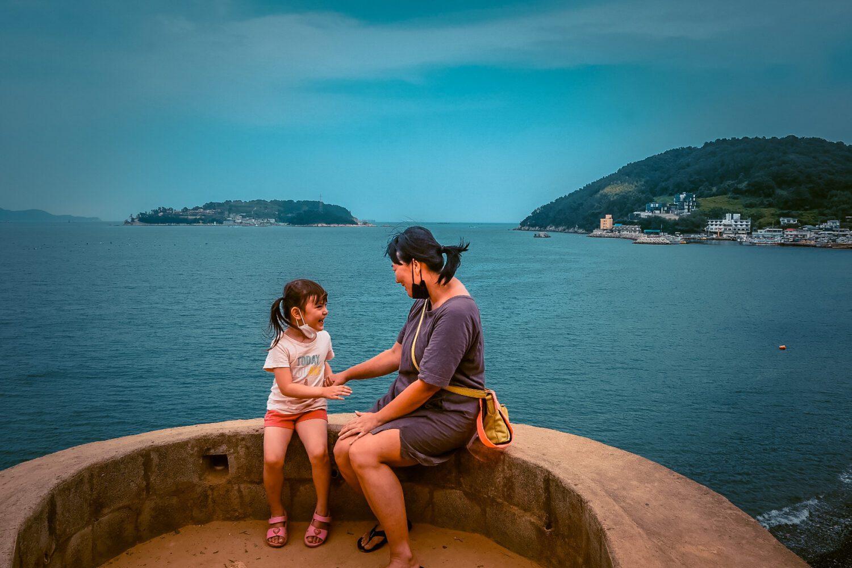 viewpoint at Maemiseong Fortress