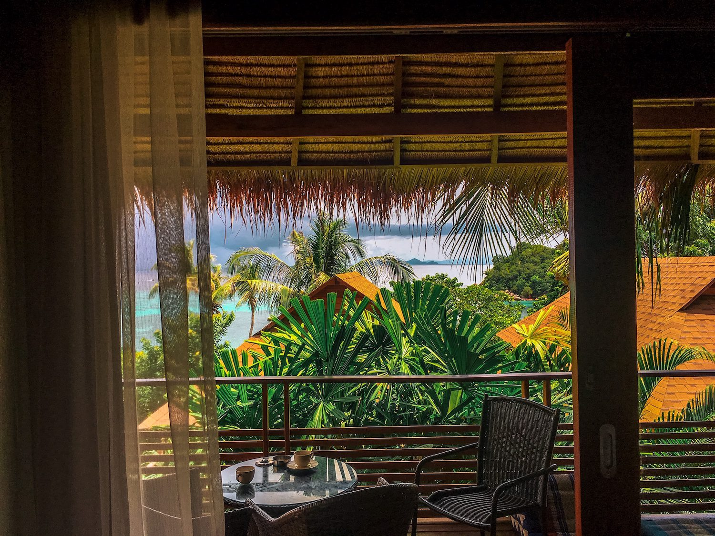 ten moons lipe resort grandview bungalow balcony